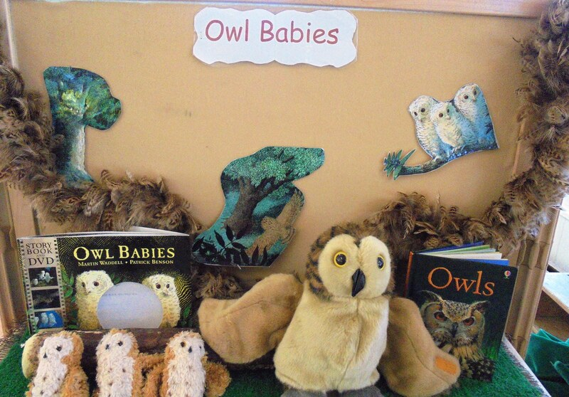 Owl Babies - Old Church Nursery School